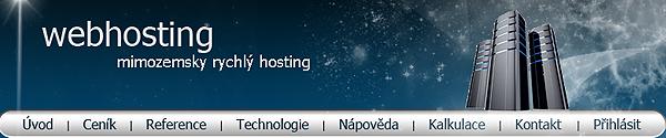 Webdesign - webhosting