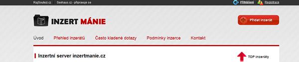 InzertManie.cz