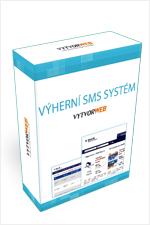 Logo: SMS soutěžní systém - každá x-tá SMS vyhrává